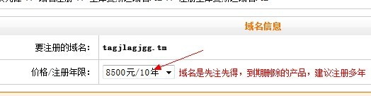 .TM域名如何注册